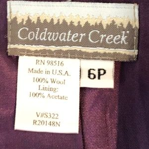 Coldwater Creek Jackets & Coats - Coldwater Creek Blazer